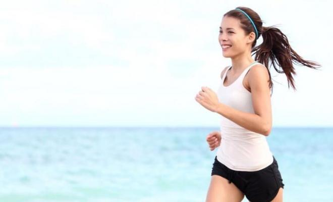 deporte y copa menstrual